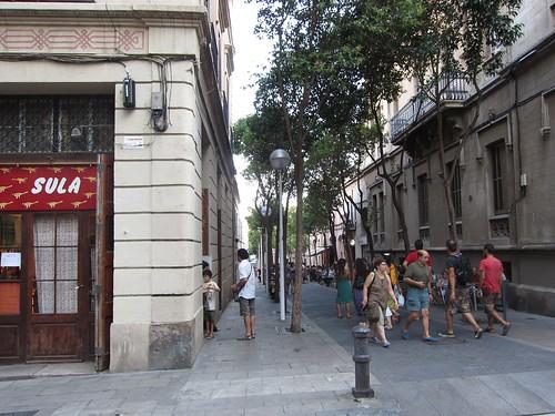Torrijos street