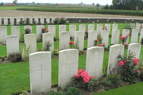Flanders Fields, Tynecot Cemetery P1020768