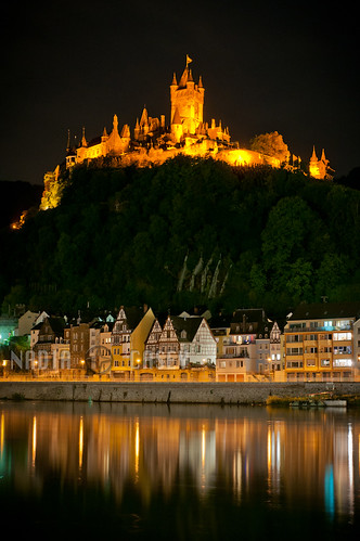 Burg Cochem Reflection