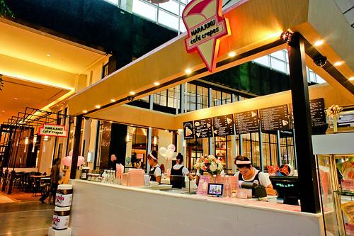 Harajuku Cafe Crepe