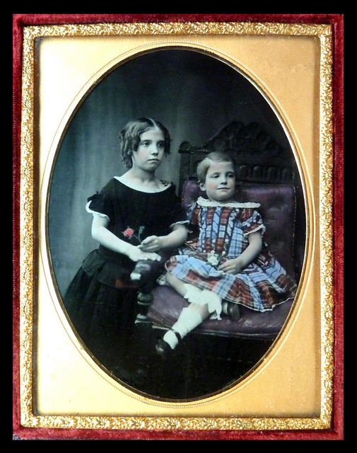 AMBROTYPE -- An Illusion on Glass