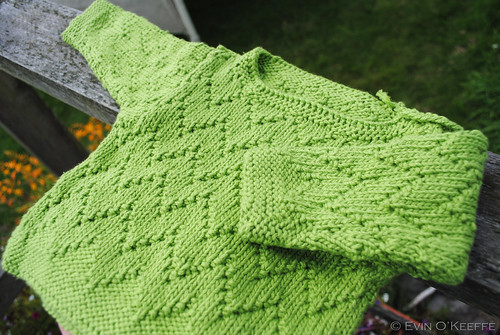 Wee Jumper Knitted by UnderMeOxter