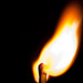 Small photo of Flaming Match