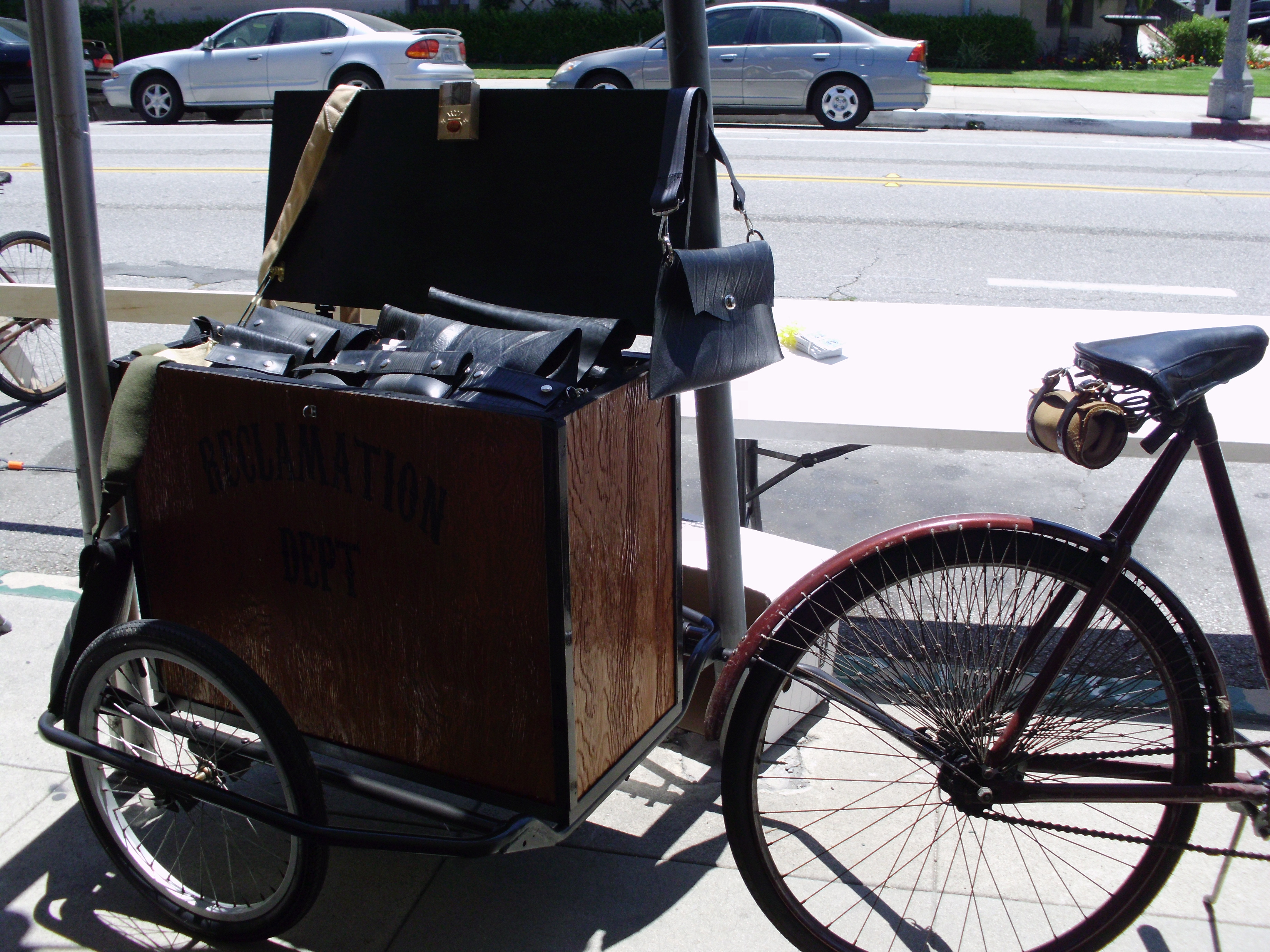 Vending Cart Amp Bicycle Flickr Photo Sharing