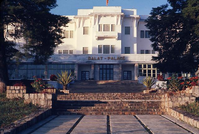 Dalat Palace Hotel - 1966