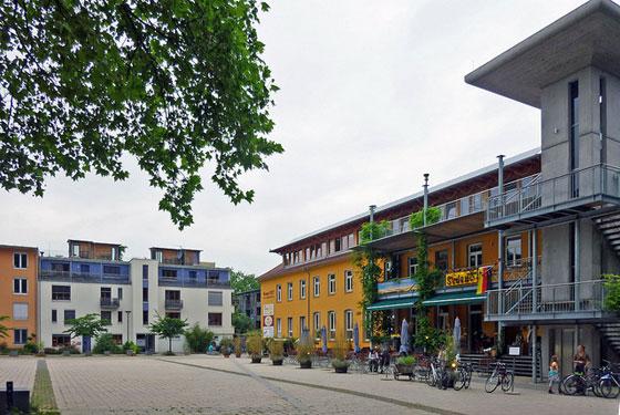 Vauban, Freiburg, photo by Payton Chung, cc