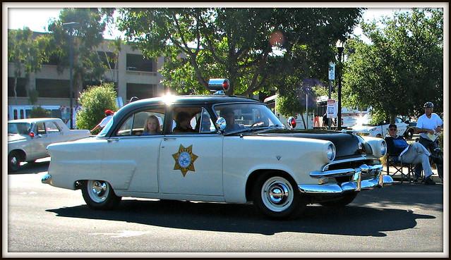 1953 4 door ford customline overdrive nevada highway for 1953 ford customline 4 door