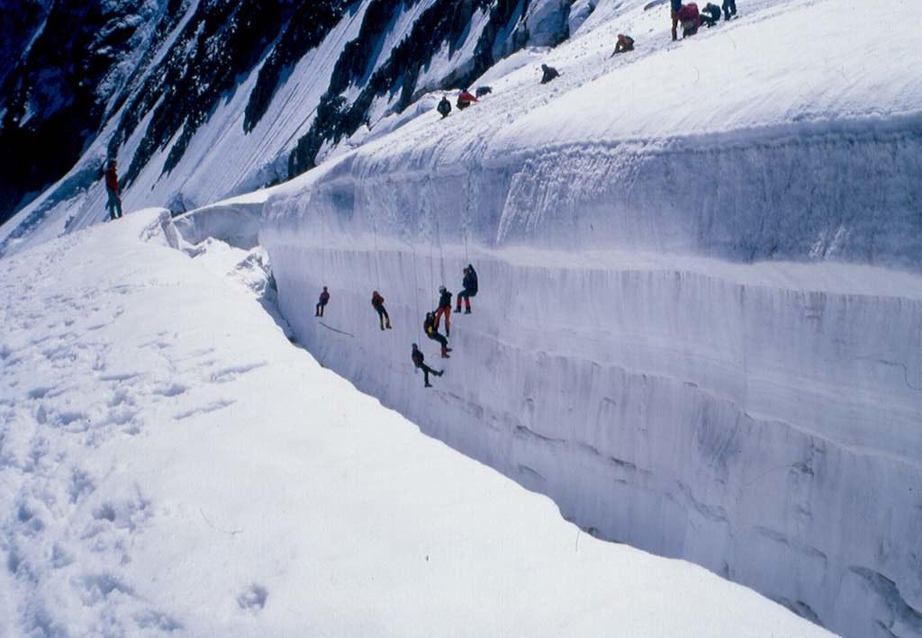 Climb Cotopaxi, Chimborazo - Ecuador Mountaineering School ...