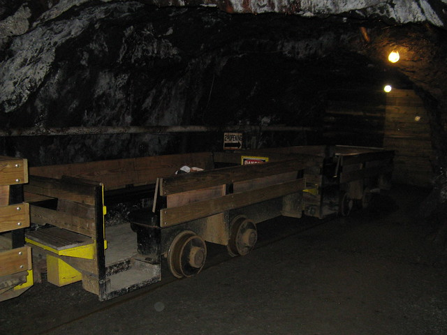 Ashland Mine Tour