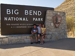 Big Bend Entrance