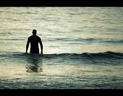 To the ocean he went never to return