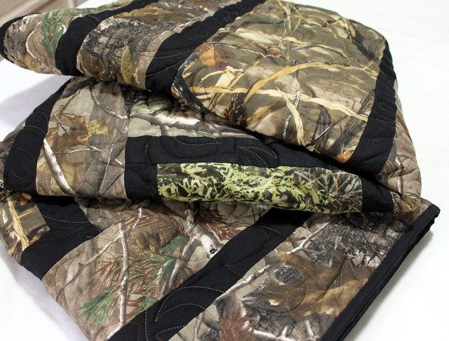 Realtree Camouflage Twin Quilt Flickr Photo Sharing