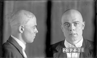 Silvey, Edgar. Inmate #29296 (MSA)