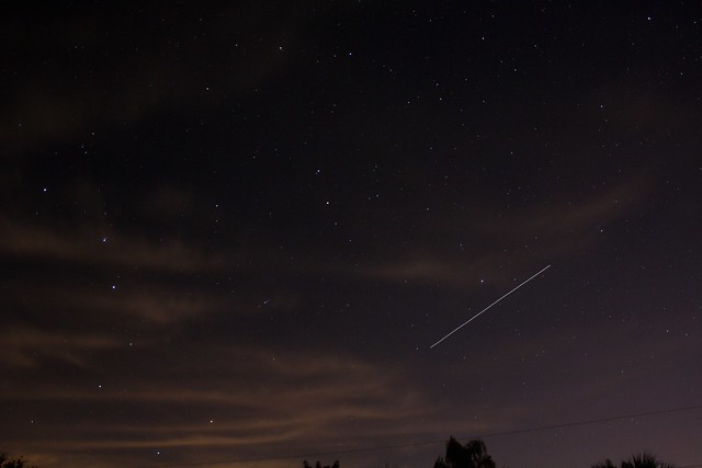ISS 2nd Sept 2011  Explore LordJumpers photos on Flickr L