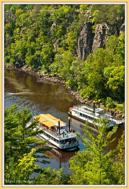 Interstate State Park Mn Wi Taylors Falls Flickr