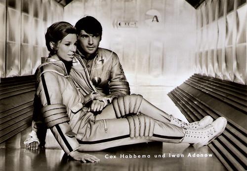 Cox Habbema, Ivan Adonov