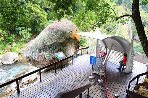 57Z2小烏來瀑布-天空步道-風動石