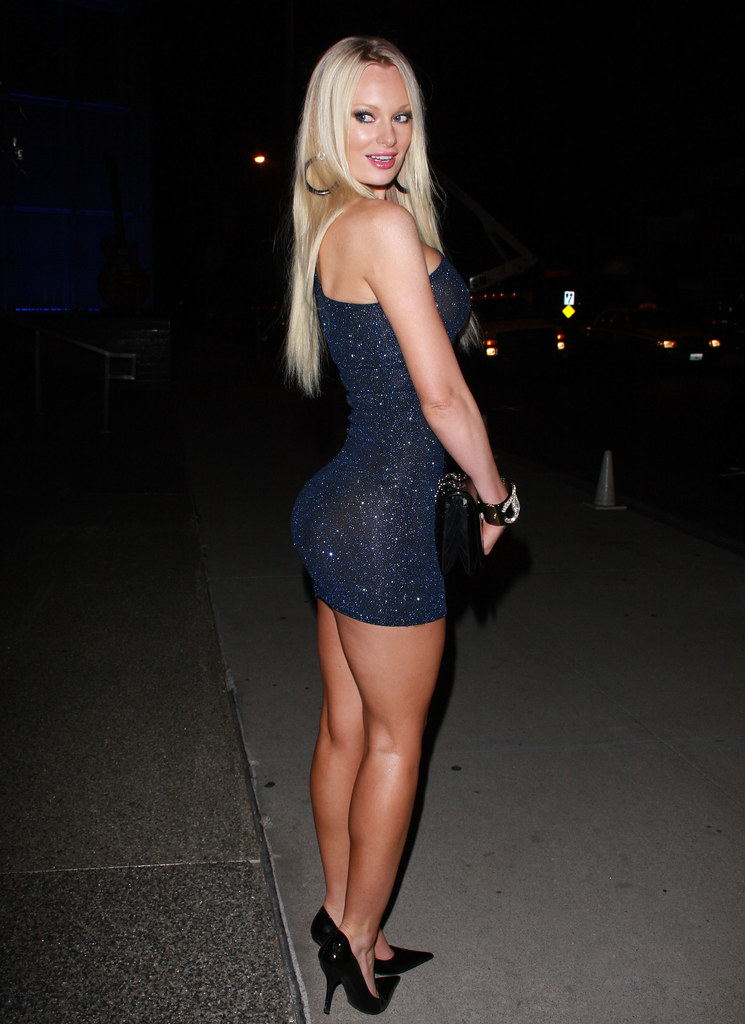 Nice ass in dress