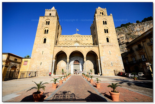 Cefalu' - The Cathedral