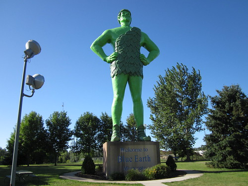 Open Innovation Success with Green Giant