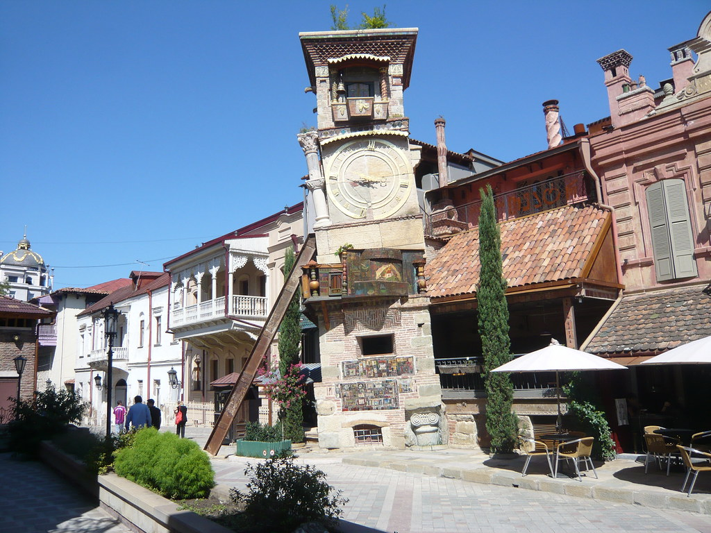Old Town, Tbilisi