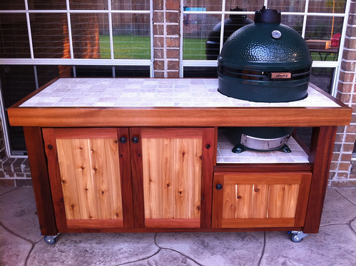 Additionally We Request You To Write Few Lines Inside Comment Section About Big  Green Egg Table Plans Like.