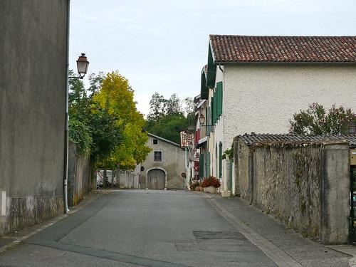 Bellocq, Pyrénées Atlantiques: bastide