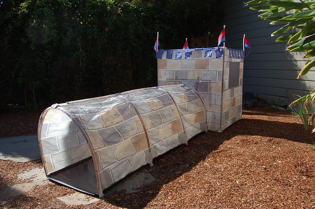 ikea sagolek tent and tunnel flickr photo sharing. Black Bedroom Furniture Sets. Home Design Ideas