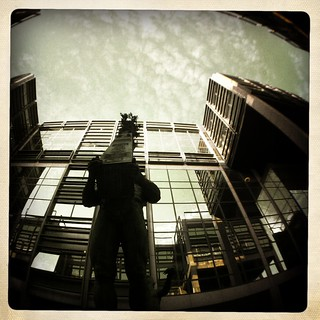 iPhone Fisheye test