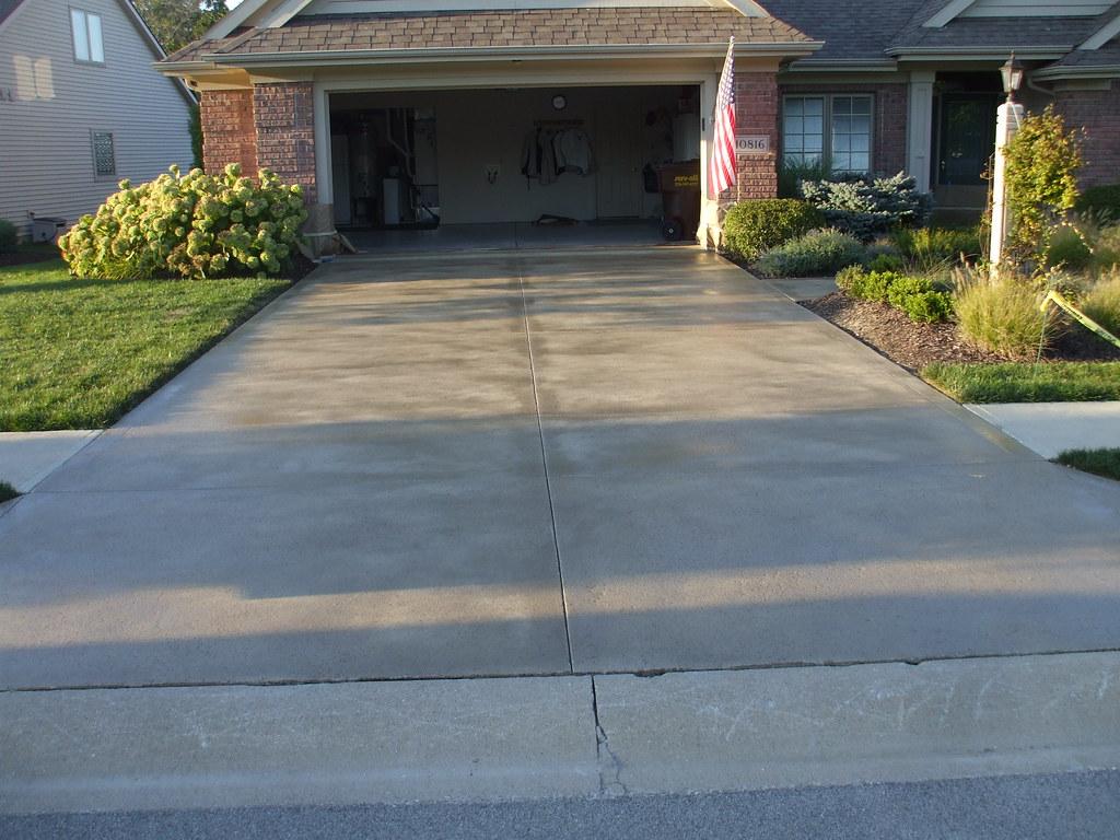 Decorative Driveway Resurfacing - Fort Wayne