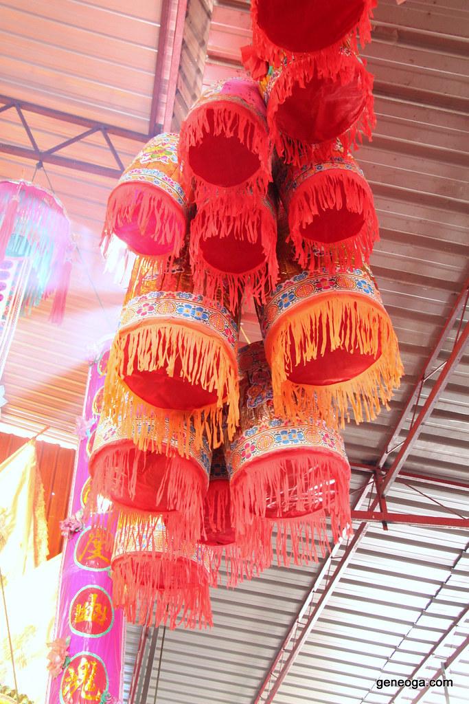 Look like lanterns for prayers