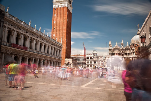 St Marks Square Long Exposure