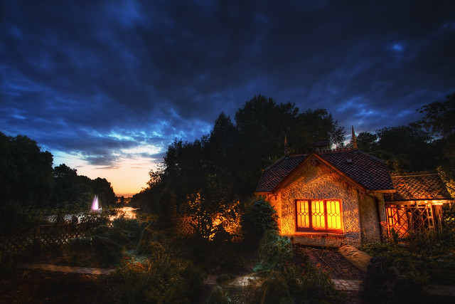 Duck Island Cottage