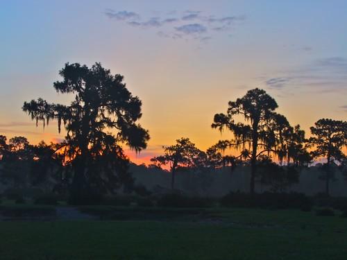 blue sunset red orange sunrise purple florida country pines centralflorida avonpark