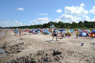 Strand Boltenhagen Homokos strand közelében Ostseebad Boltenhagen képe. sea summer people woman man men beach strand sand women bath leute sommer baltic menschen mann frau baden mecklenburg strandsand ostseebad