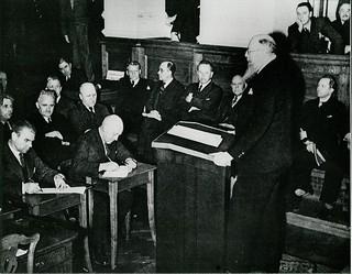 Statsminister Th. Stauning