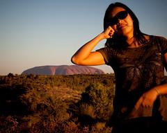 Glo at Uluru