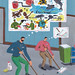 Superintelligence at work by Brecht Vandenbroucke *