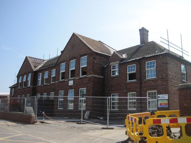 Dormanstown Primary School (Demolished August 2011)
