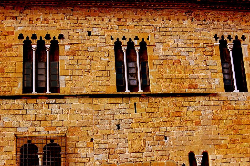 Palau  de Peratallada, Baix Empordà