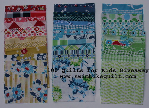 DS Quilts 100 Quilts for Kids Giveaway