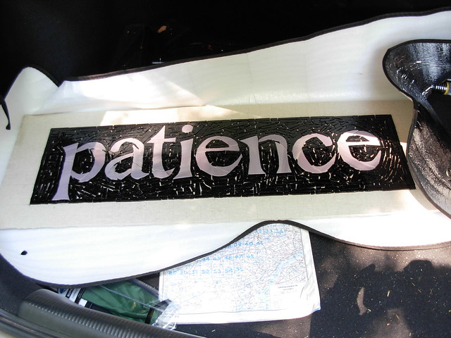 machine patience