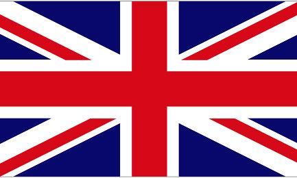 UK Great Britain Flag