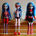 Ghoulia Trio by :Claudia:S: