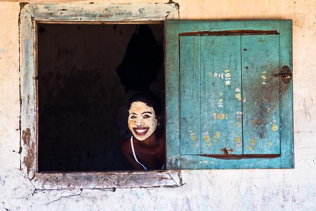 Betania window, par Franck Vervial