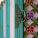 Door Detail in Busan, South Korea by storyvillegirl