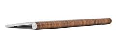 Marine Teak Wood Wireless Keyboard Rollbar (vertical)