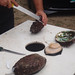Small photo of Prepping Abalone