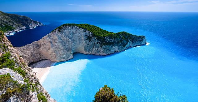 Shipwreck - panorama