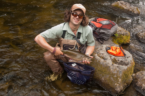 Connecticut river fly fishing report backwater angler for Fishing report ct